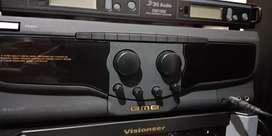 Amplifier DA X 55 Pro C dan Pro E