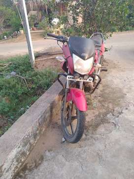 My bike hunk for sell but engion problem