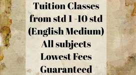 Global tuition classes