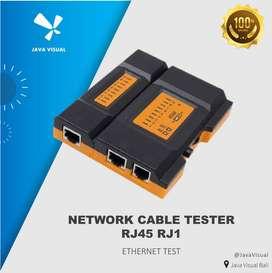 Jaringan Tester LAN RJ45 RJ11 Kabel Ethernet