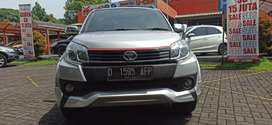 Toyota Rush S TRD Sportivo Ultimo 1.5 AT 2017