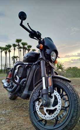 Harley Davidson Streetrod