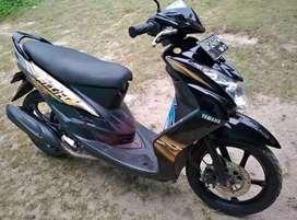 Yamaha Mio Soul 2012 hitam mulus