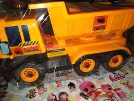 Mainan anak truck gede siap kirim yah
