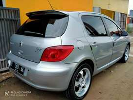 Istimewa!!! Peugeot 307 XS Sporty M/T 2002 Fitur Melimpah Jazz Swift