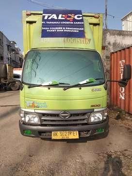 Hino Dutro 130 HDL Box Tahun 2017