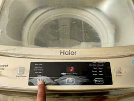 haier automatically washing machine