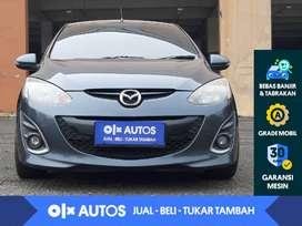 [OLX Autos] Mazda 2 1.5 R A/T 2012 Abu-abu