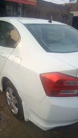 Total genuine honda city 2017
