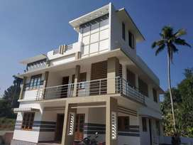 6 cent, 2200 sq ft, 4 bhk,  house at Pukkattupady, Malayidom thuruth