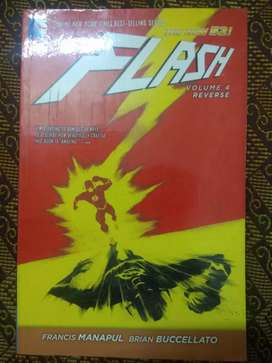 The New 52 The Flash Volume 4