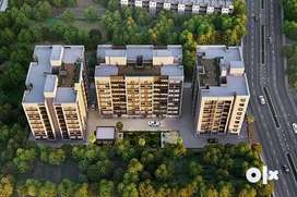 Two  bedroom Flat  for sale in Nova Galaxy, Palanpur, Surat
