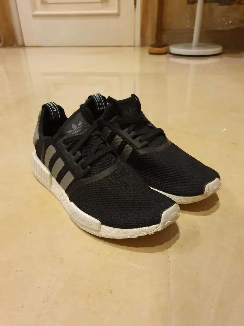 Like New adidas nmd black charcoal (100%Ori)