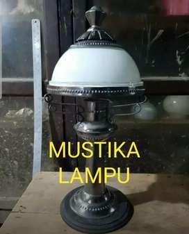 Grosir dan ecer lampu stand antik