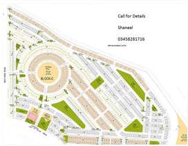 Naya Nazimabad Block C west open Road facing 160 sq yards for sale