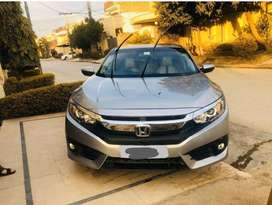 Civic 2016 in neat and clean condition