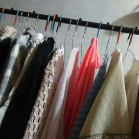 Windproof Clothes Hanger Gantungan Baju Serbaguna Untuk Tas dan Topi