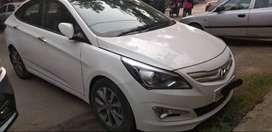Family used Hyundai Verna diesel version
