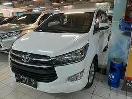 Toyota Kijang Innova Reborn G Bensin 2016 2.0 MT Putih White