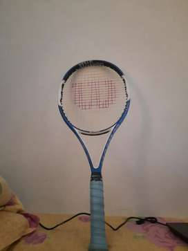 N Code Tennis raquet (rare)