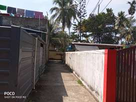1.5 cent land with small house Mundamveli Athipozhy Road