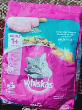 Whiskas 3 kg ocean fish flavour cat food