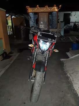 Di jual motor Kawasaki Pulsar 200 ns