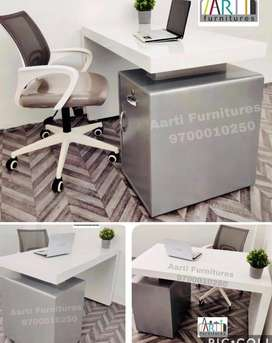 Latest classy exclusive design office table study tables chairs availa