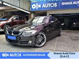 [OLXAutos] BMW 320i 2010 E90 2.0 Bensin Hitam #Shava