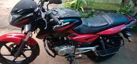Pulsar 150, 2015 model,Good condition, Neat and clean vehicle