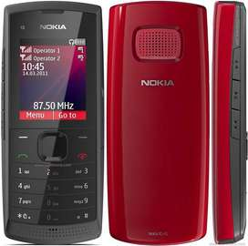 Nokia X101 Dual SIM PTA Approved New Box Pack || Cash on delivery