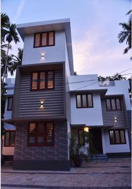 2bhk Semi furnished appartment Near to byepass, near to bhavans school