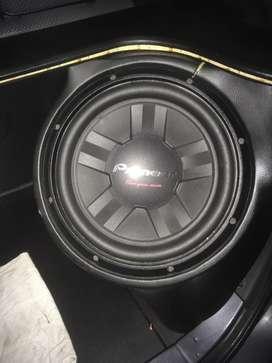 Audio Pioneer Champion Series GM-D8604