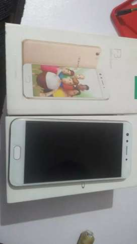 Oppo F3 like new condtion 4gb 64gb