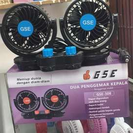 Kipas Angin Mobil Mitchell Cooling Double Fan