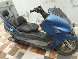Clutchless 150cc automatic self start bike for sale or exchange