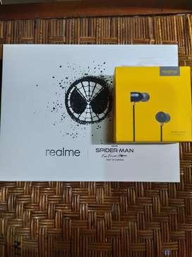 Realme X Spiderman Version (8/128) Polar White