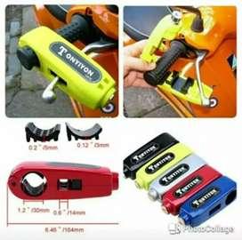 Grip Lock Kunci Motor Aman