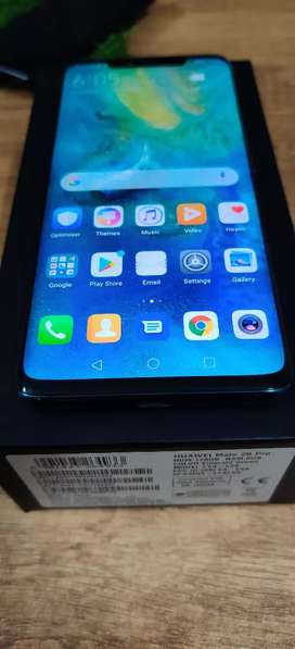 Huawei Mate20 Pro - 6GB +128GB  (4 Month Warranty With Bill)