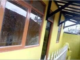 Dikontrakan/Disewakan Rumah Rp 750 rb / Bulan, Lok.Bencang,Bhyangkara