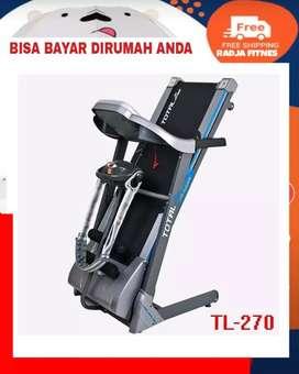 PUSAT UTAMA ALAT FITNES TREADMIL/treadmill elektrik