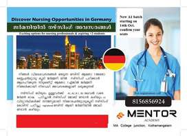 Nursing opportunities in Germany