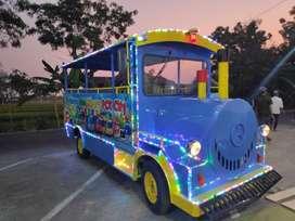 Odong Mobil Kereta Mini Wisata kelinci promo pancingan elektrik magnet
