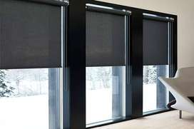 Window blinds Covering Solutions for your office & home
