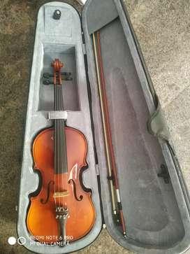 Never used violin