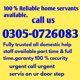 Maids cook couple baby sitter chef patient care & all staff available
