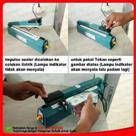 Alat Press Plastik Impulse Sealer 20cm - Rita Hida