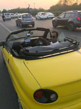 Superb condition sports convertible up for sale san storm 1.2