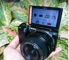 Sony NEX 5T bukan A6000 atau A5000