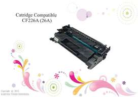 Catridge Compatible Laser Mono Printer Cf226A (26A)